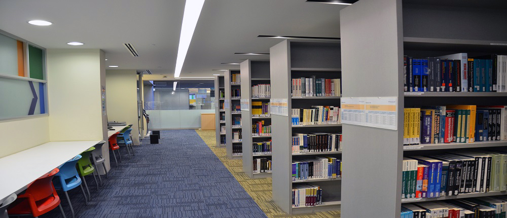 Kaplan City Campus@POMO Library
