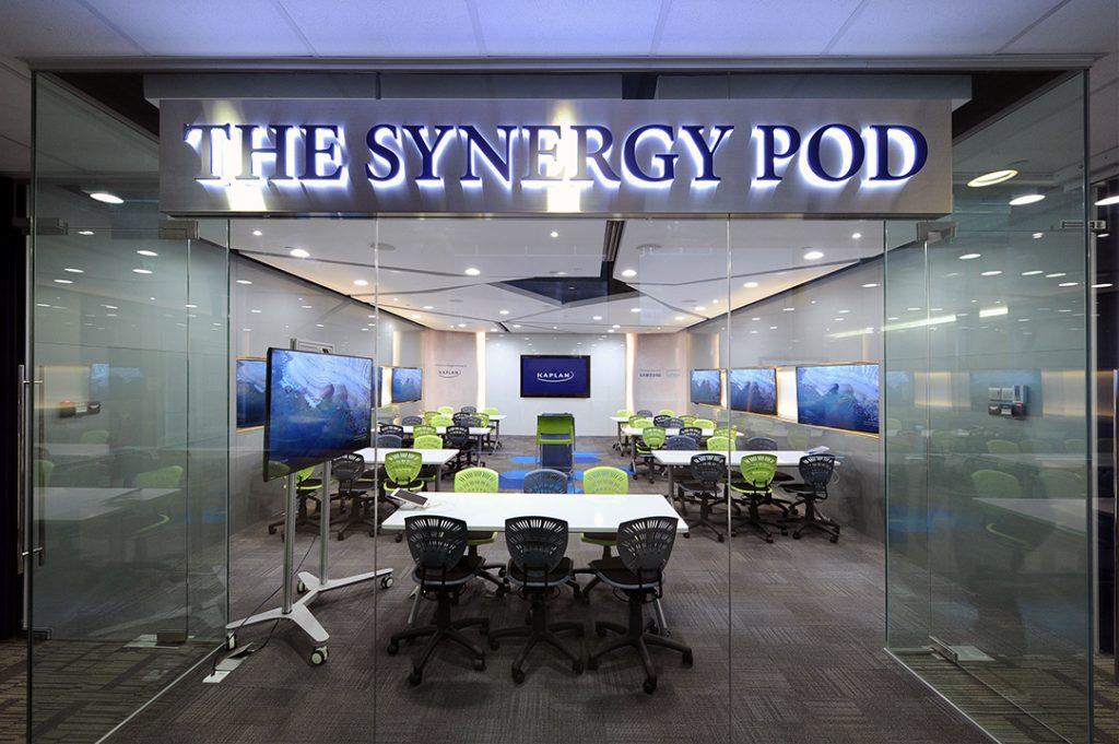 Kaplan City Campus@POMO Synergy Pod