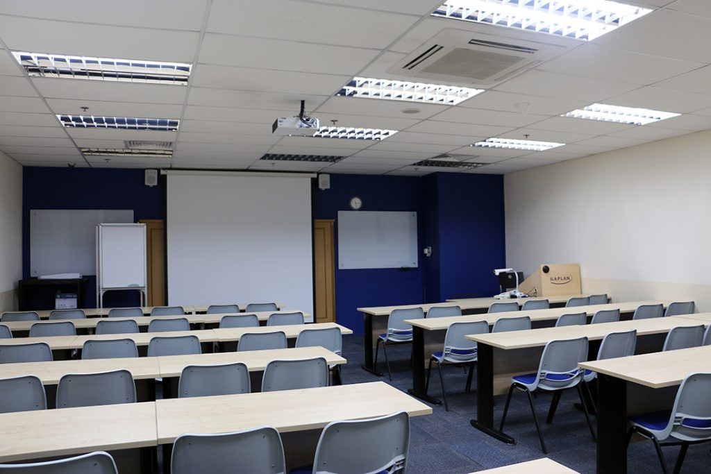 Kaplan City Campus@Wilkie Edge classrooms